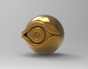 Yu Gi Oh - millennium eye 3D print model