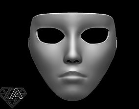 3D print model COD MW 2019 Roze Murk Mask