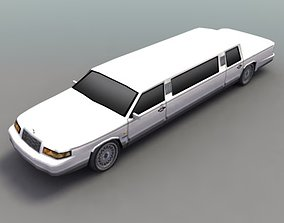 Stretch Limo 3D model