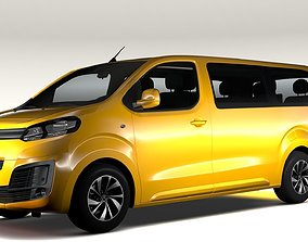 Citroen SpaceTourer L3 2017 3D