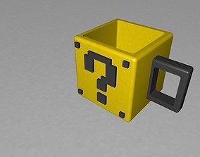 CUP OF SUPER MARIO BROS MYSTERY BOX 3D print model