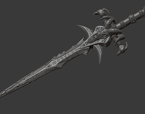 Frostmourne Lich King Arthas Sword from Warcraft for 1