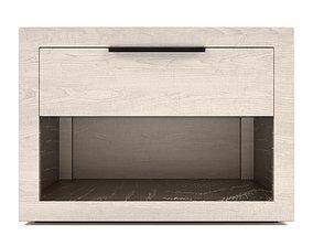 Universal Furniture - Huston Nightstand 3D model