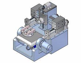 3D 5-Axis Machine