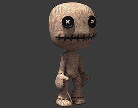 3D rag doll