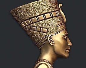 3D print model Nefertiti pendant