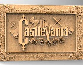 Castlevania 3D relief
