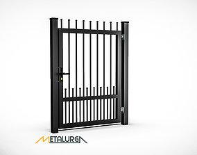 grid 3D model Gates made in Solidworks