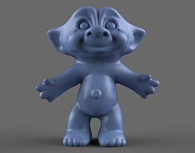 3D model Treasure Troll