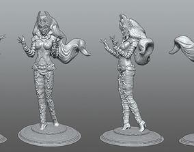 3D printable model The Enchantress