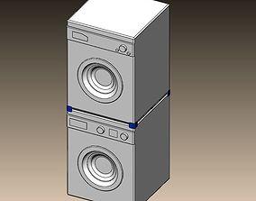 maintient seche-linge 3D print model