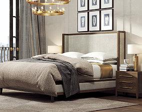 stand 3D model Bedroom interior