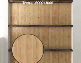 3D model wooden ceiling 18