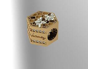 3D printable model my honey charm ball