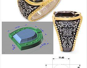 horsehoe ring Design 3DM FILE FORMAT