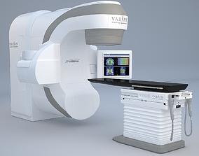 Varian Edge Radiosurgery System Scanner 3D