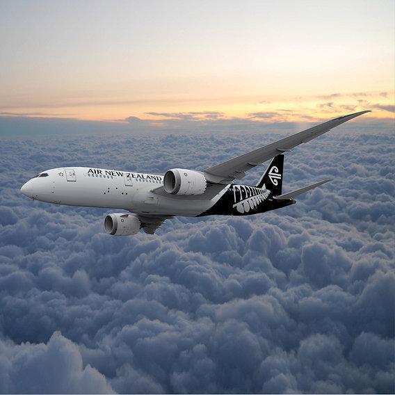 Air New Zealand Boeing 787 Dreamliner