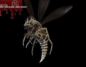 3D model Flying Bug 3