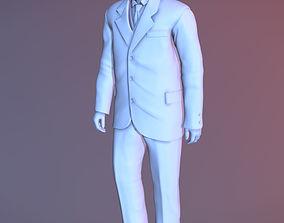 Vladimir Putin 3D print model