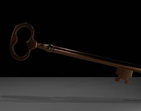 3D asset Old Key