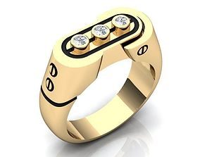 3D Ring BK352
