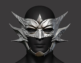 3D print model King Orm Aquaman Mask Cosplay STL