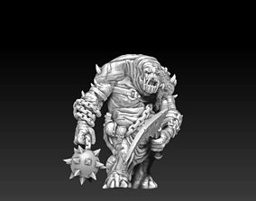 Titan - Grendel 52 mm - Monster 3D print model