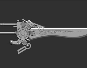 Sword Noctis 3D printable model