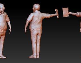 Mike holmgren 3D printable model