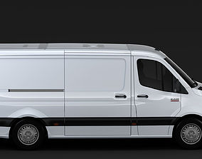 3D RAM Sprinter Panel Van L2H1 RWD 2019