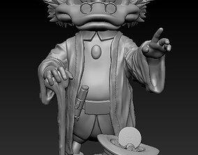 3D print model Yoda McDuck