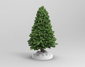 Christmas tree for 3d printing