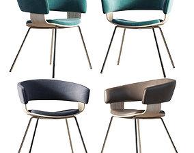 3D Dinning Chair Mollie A680 Allermuir