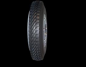 Goodyear Armormax Wheel 3D model
