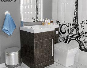 bathrom 3D