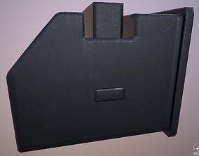 3D model Box Magazine - Clip - Weapon Attachment - PBR - 1