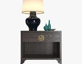 3D model Vanguard Coltrane Side Table