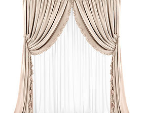 Curtain 3D model 60