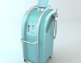 Medical Machine Device 3D