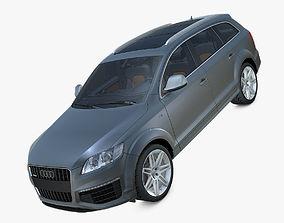Audi Q7 3D touring