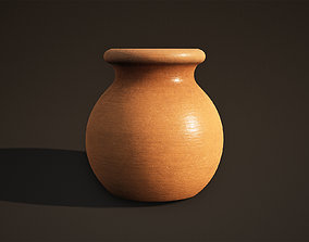 Vase Game Ready 3D asset