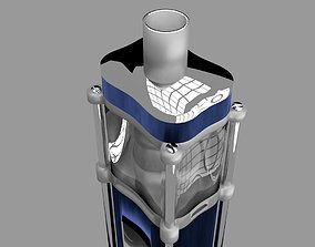 Vape manual Assembly 3D