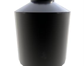 Water tank 3D model design