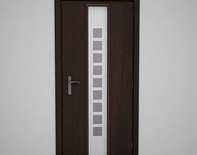CGAxis Door 3D model knob