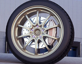 3D Rays CE28N automotive -RIM ONLY-