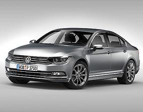 Volkswagen Passat 2015 3D