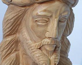 3D printable model Cristo Busto - Christ Bust