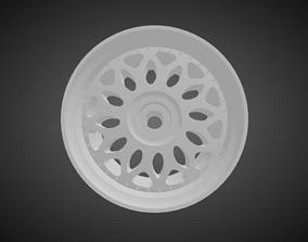 Forgiato Grano rims for Hot Wheels 3D printable model