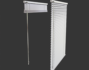3D model Window PVC Blinds