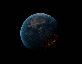 Earth-2k 3D model